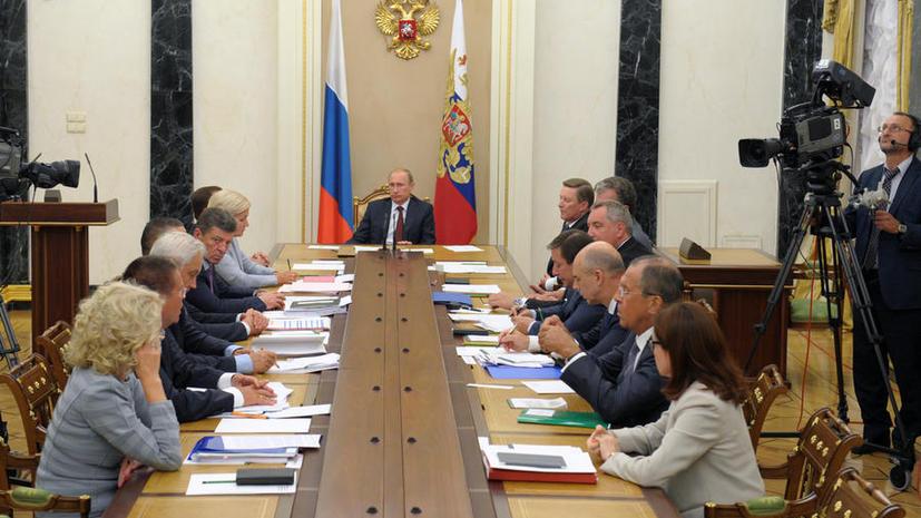 Россия готова к введению защитных мер, если её позиция по ассоциации Украины с ЕС не будет учтена