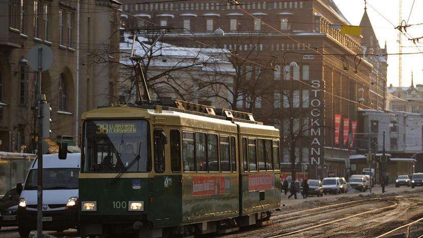 Два подростка ограбили МИД Финляндии