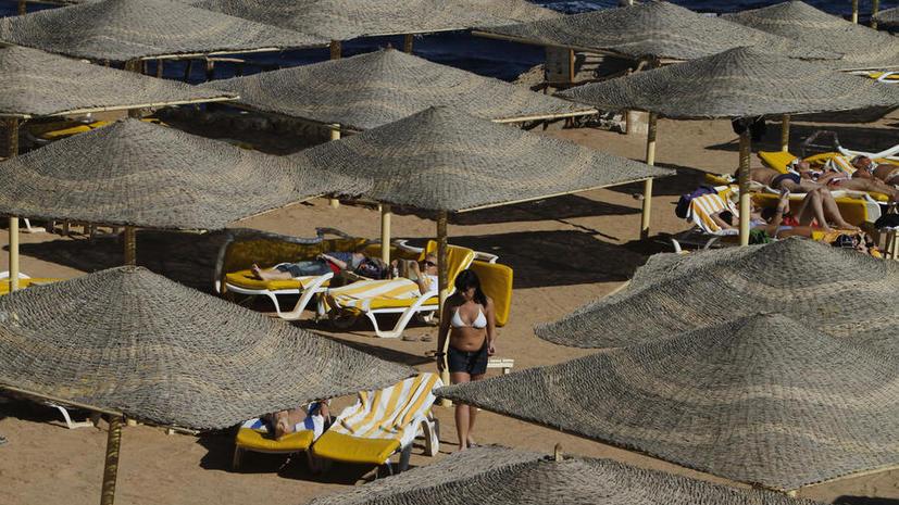 Египет усиливает меры безопасности в курортных районах страны