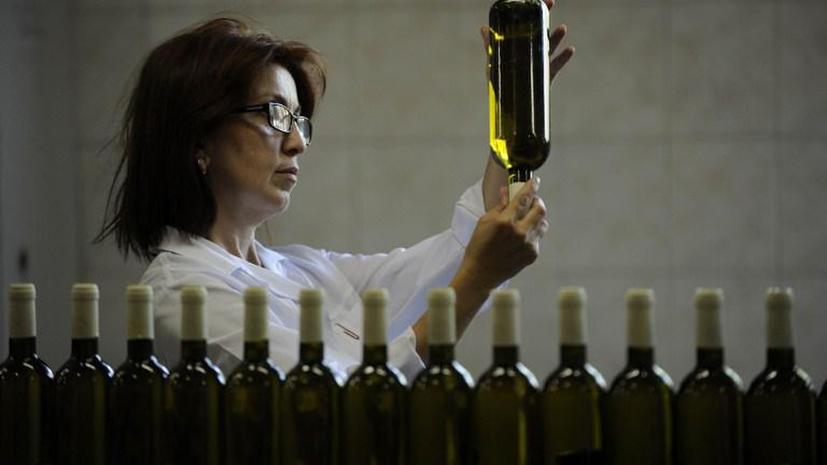 Для грузинского вина откупорили российский рынок