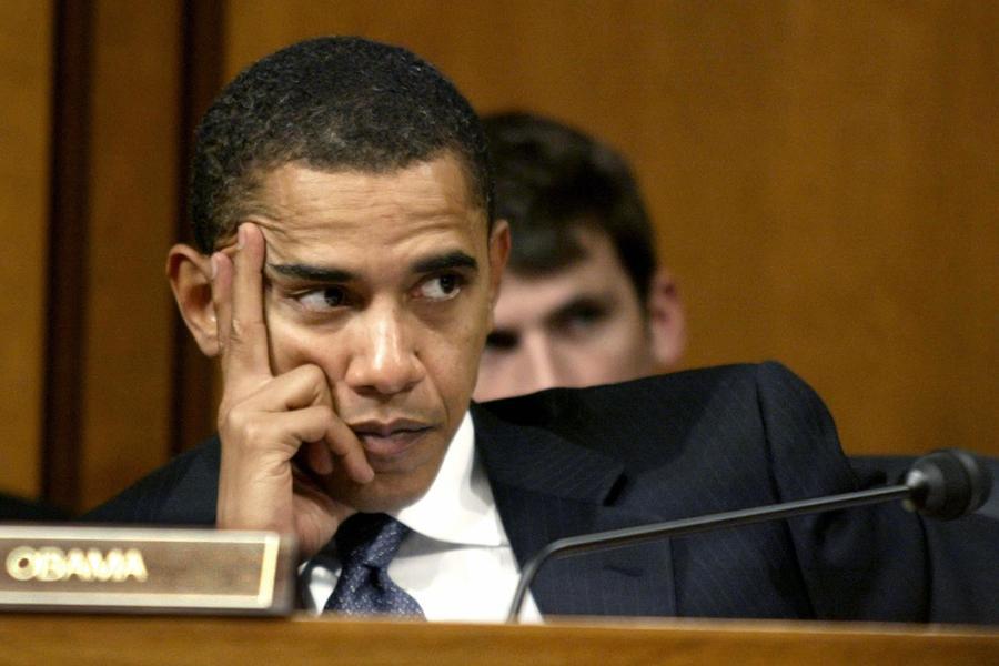 The Wall Street Journal: рейтинг Барака Обамы упал до рекордно низкого уровня