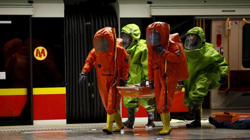 Британские СМИ: ИГ планирует применить химическое оружие в Европе
