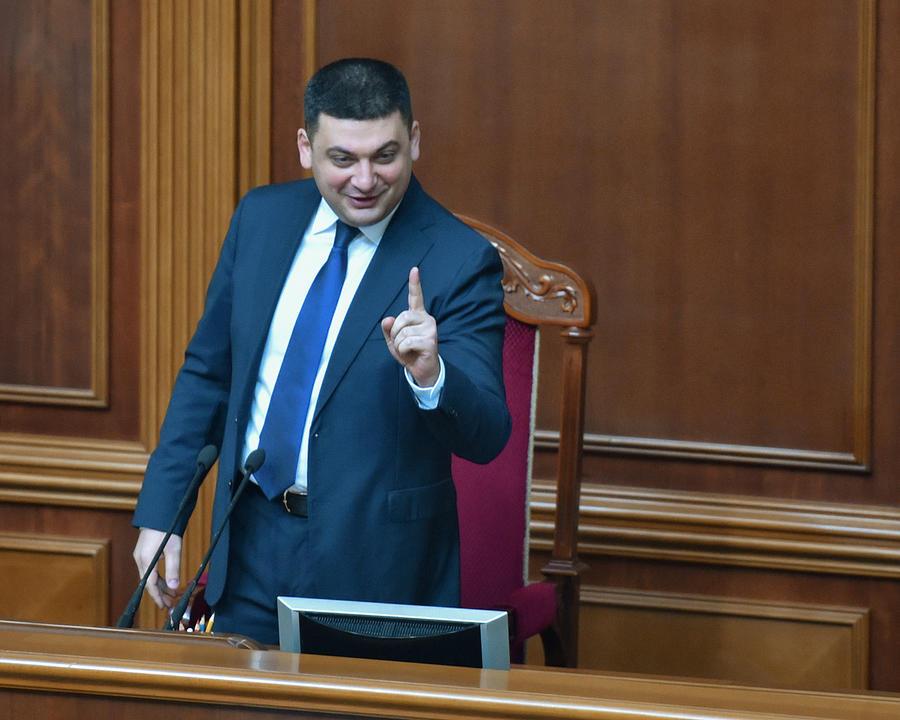 Свой человек из Винницы: что мы знаем о новом премьере Украины Владимире Гройсмане