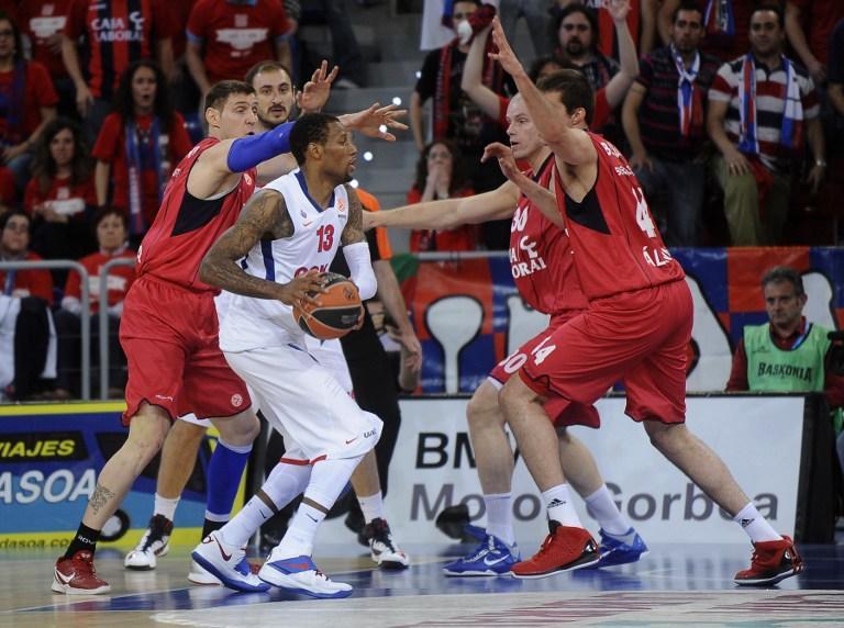 Баскетболисты московского ЦСКА завоевали путевку в «Финал четырех»