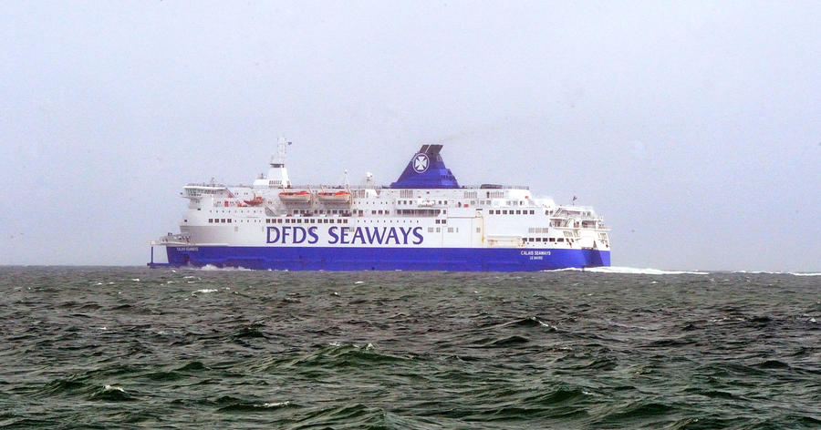 Задержан подозреваемый в возможном поджоге на борту парома King Seaways