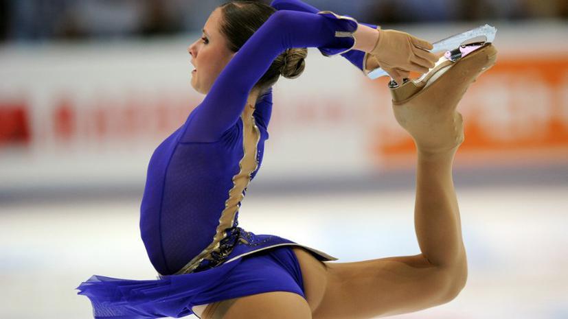 У российской фигуристки в Японии украли кошелек с рублями