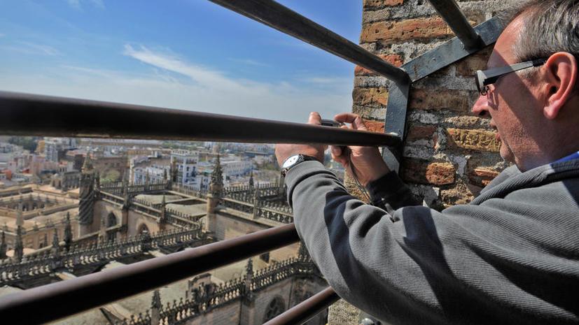 СМИ: Украинский кризис пробудил у россиян «туристический национализм»