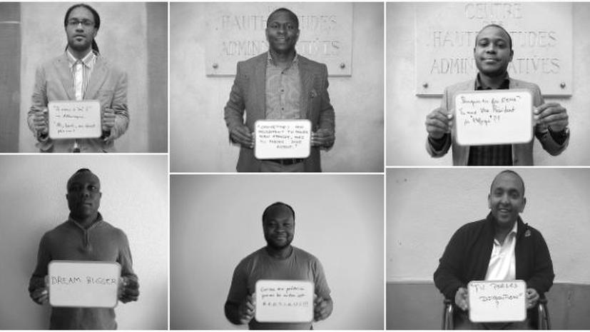 Европейские студенты проводят кампанию против повседневного расизма