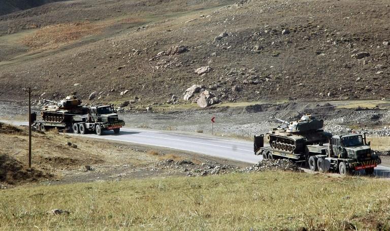 Турция построила военную базу недалеко от главного сирийского морского порта