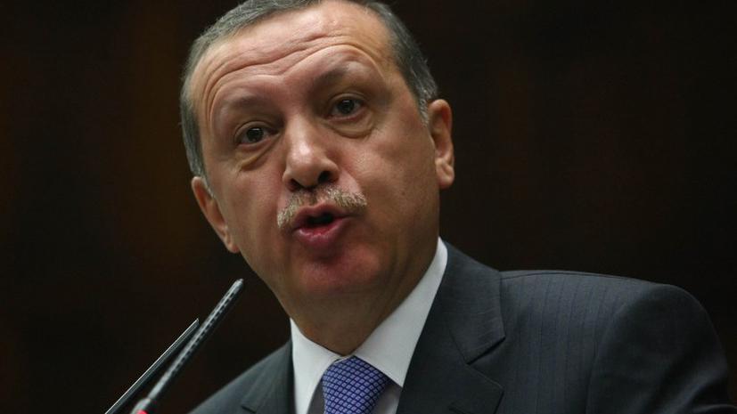 Премьер Турции назвал Израиль «террористическим государством»