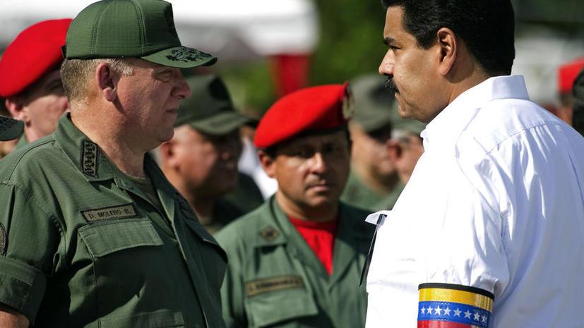 Пересчёт голосов в Венесуэле не изменил результаты президентских выборов