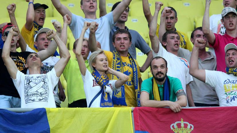 Фанаты «Анжи» напали на болельщиков «Ростова» в Махачкале