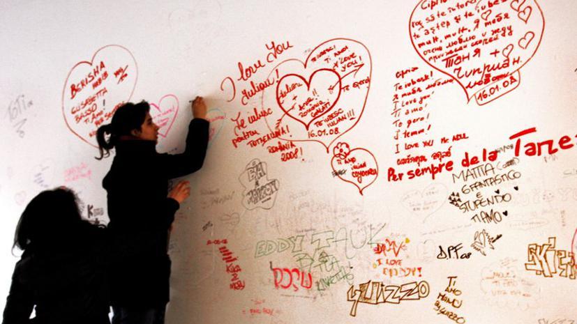 На стенах «Дома Джульетты» больше нельзя писать о любви