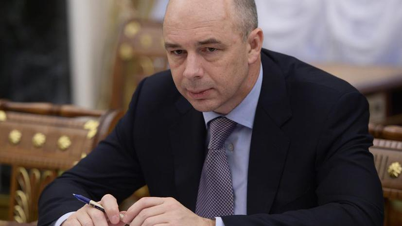 Антон Силуанов: Пик негатива в экономике России пройден