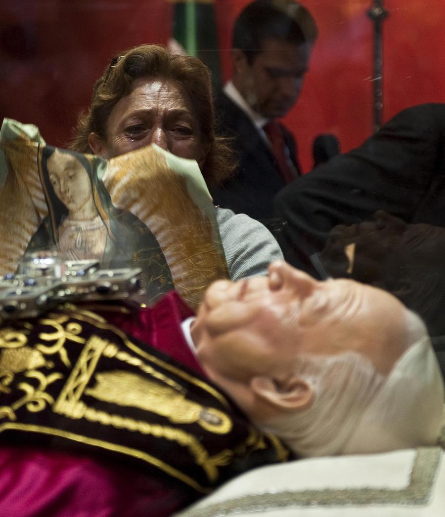Иоанна Павла II причислят к лику святых