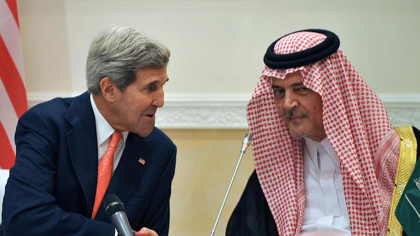 Джон Керри: У нас нет законной власти, чтобы оказаться в центре гражданской войны в Сирии