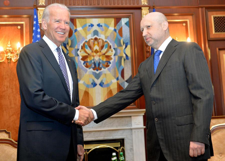 Вице-президент США: Соединённые Штаты приветствуют изменения, происходящие на Украине