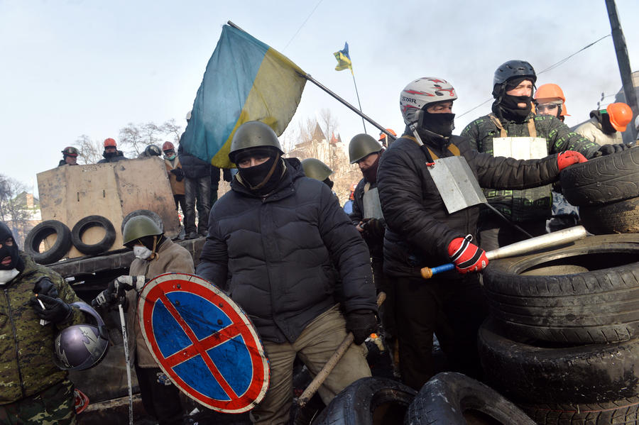 МИД РФ: «Правый сектор» готовит провокации и открытие «восточного фронта»