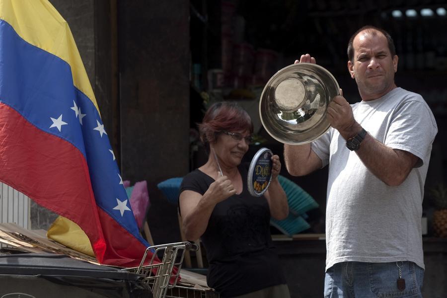 В Венесуэле задержан американец за организацию массовых беспорядков после выборов