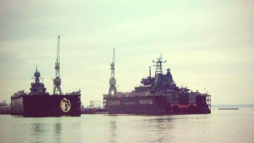 Россия поставила в Индию очередной военный корабль и готова к новым контрактам
