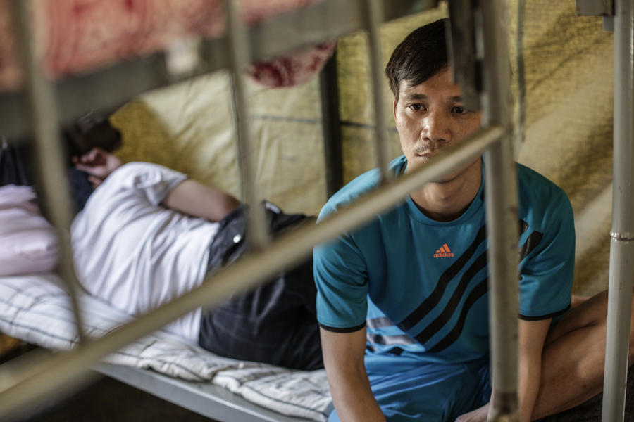 Лагеря для нелегалов создадут по всей России