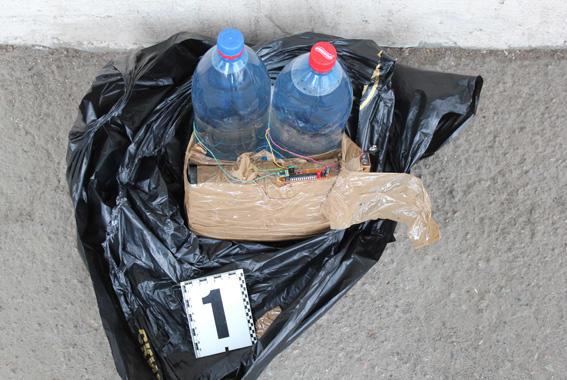 МВД Украины: Террористы планировали взорвать бомбу около генконсульства России в Одессе