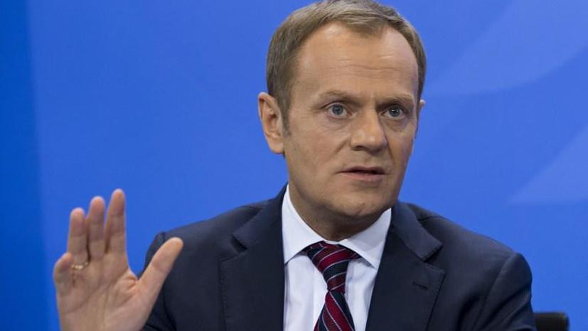 Дональд Туск: Проект соглашения по Украине готов, но пока не согласован