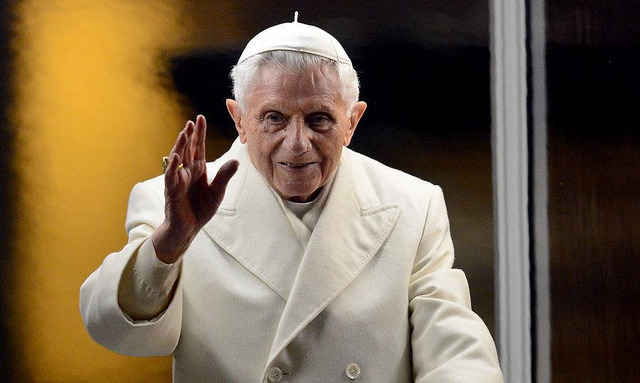 Полный текст обращения Бенедикта XVI к верующим католической церкви