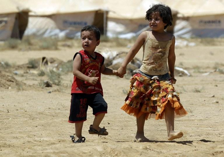 ООН: число сирийских беженцев превысило 600 тыс. человек