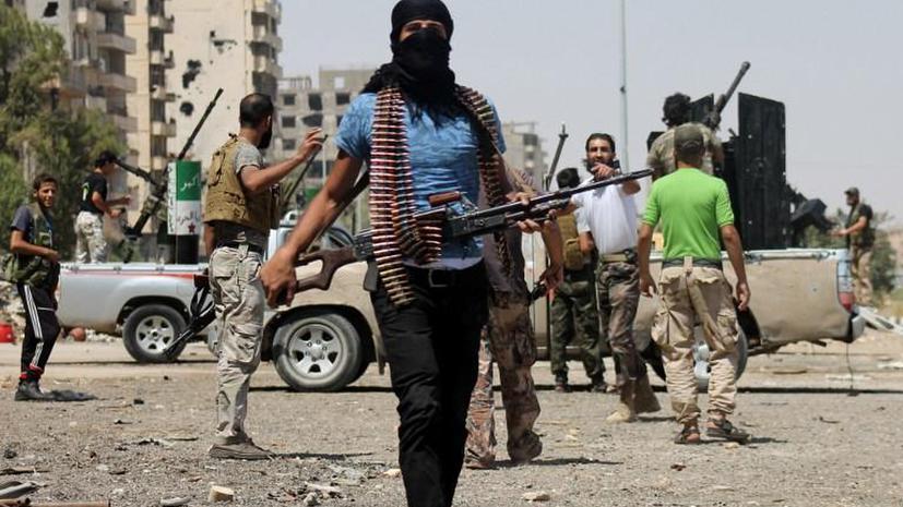 WSJ: Обама может вскоре одобрить программу обучения сирийских повстанцев