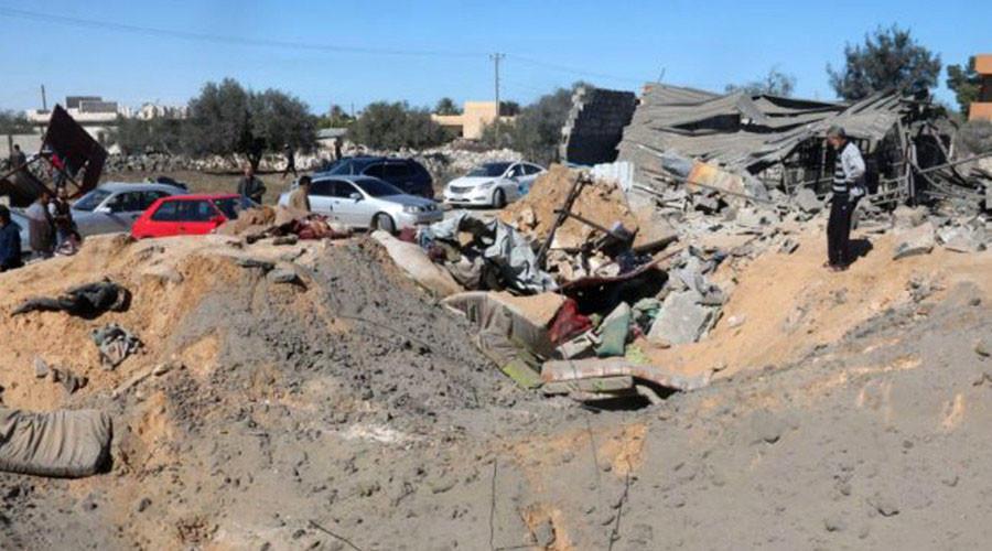Два похищенных в Ливии сербских дипломата погибли при авиаударе США