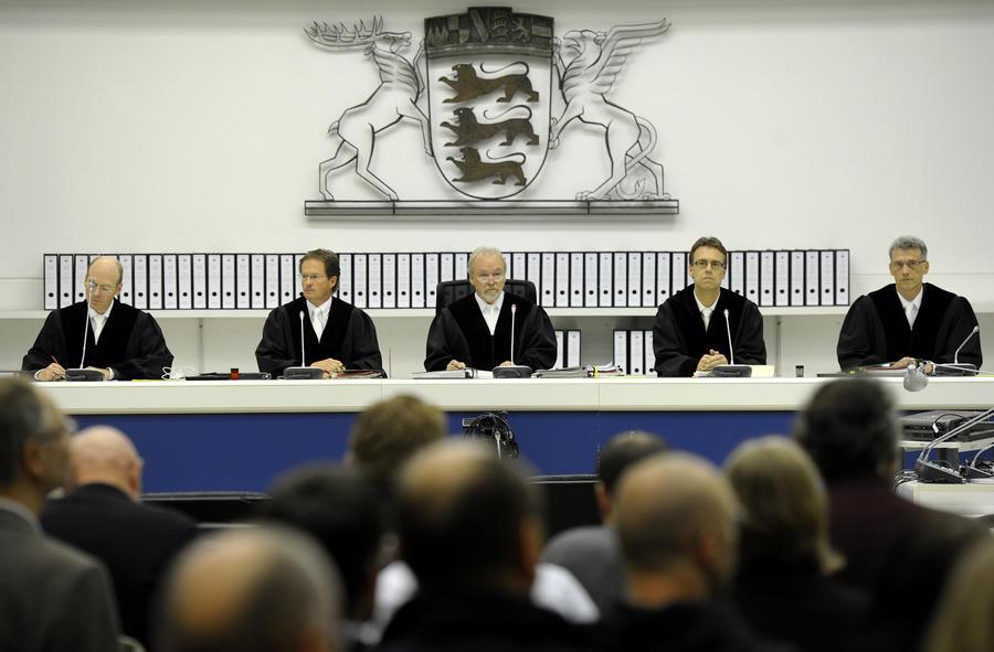 В Германии опасные преступники получат компенсацию за слишком долгое пребывание в тюрьме