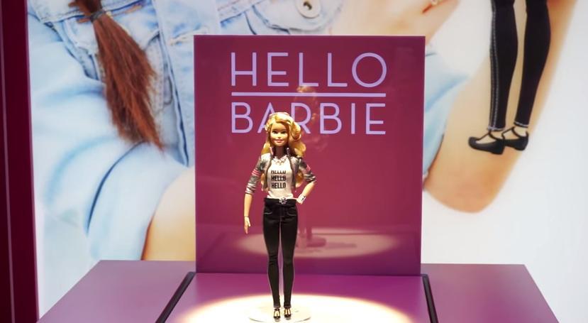 Правозащитники бьют тревогу по поводу куклы-шпиона Barbiе, которая умеет говорить с детьми