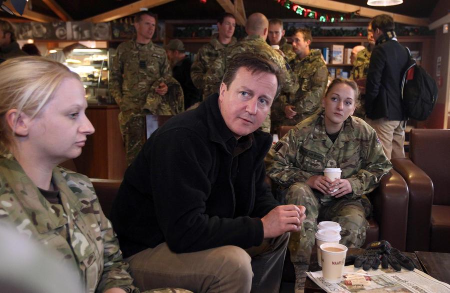 Британские генералы советуют Дэвиду Кэмерону «не лезть в Сирию»