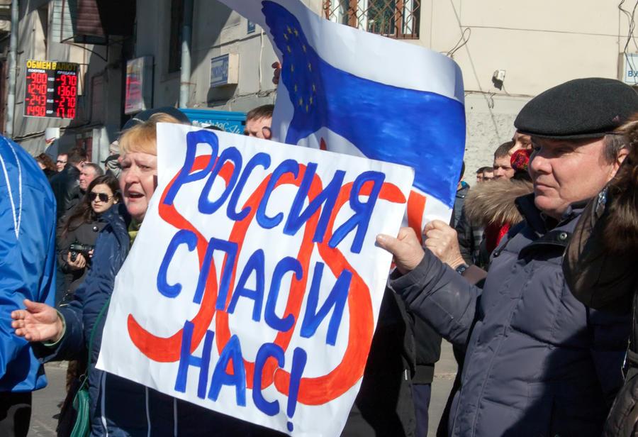 СМИ: Хакеры рассекретили планы провокации против России накануне крымского референдума