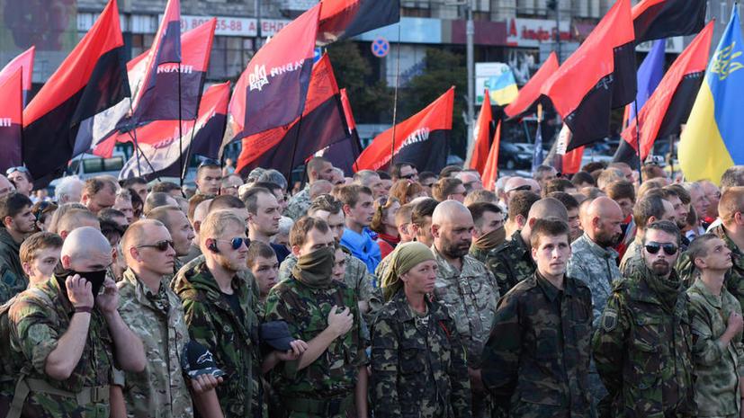 «Правый сектор» не намерен выдавать причастных к стрельбе в Мукачеве боевиков