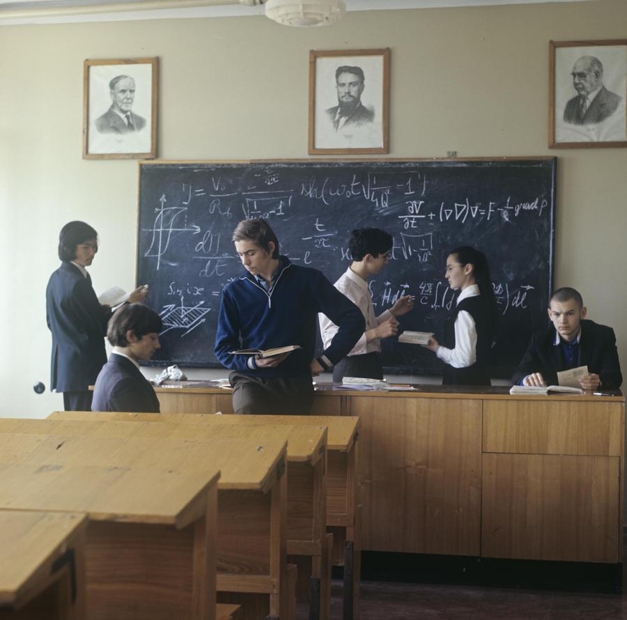 The Independent: Британские власти готовят юных математиков по советским лекалам