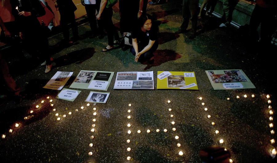 Катастрофа Boeing: Малайзия просит граждан быть милосерднее и не выплёскивать агрессию в соцсетях