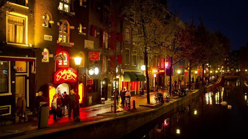 Голландских нарушителей общественного порядка изолируют от общества