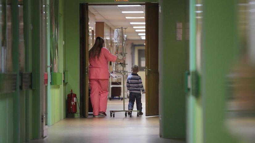 В Ростове-на-Дону менингитом больны уже 45 детей