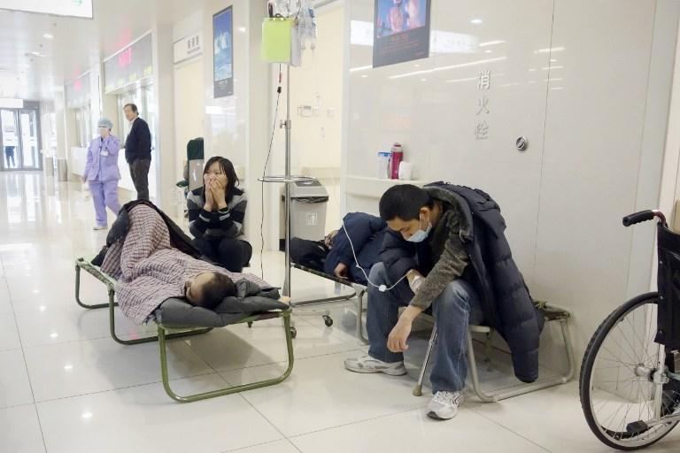 Еще четыре человека в Китае заразились птичьим гриппом