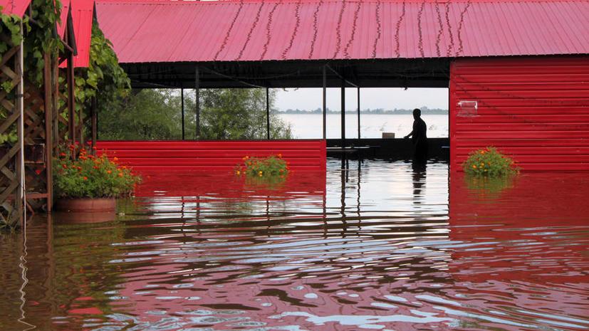 В Приамурье затоплены более 600 домов и ситуация ухудшается