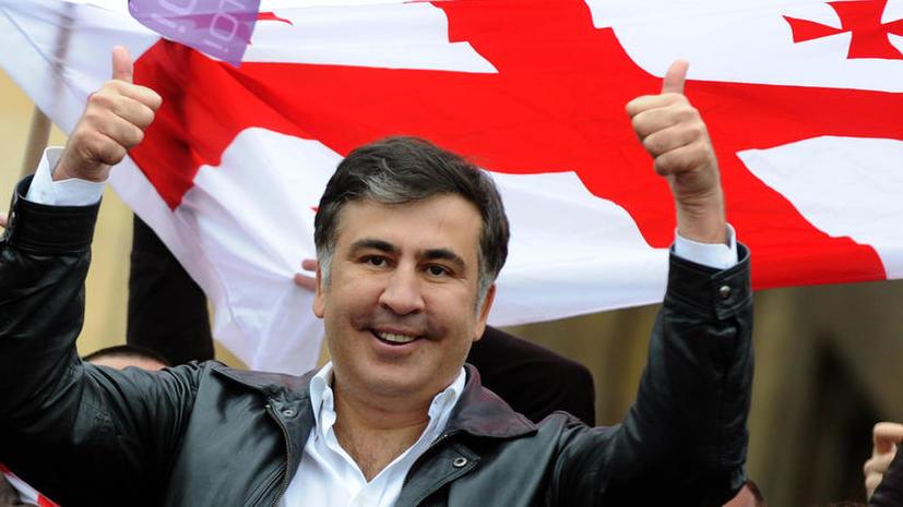 Саакашвили амнистировал почти 18 тыс. условно осуждённых