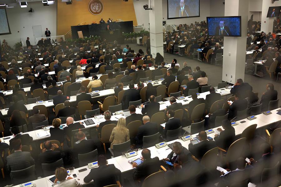 ООН единогласно приняла резолюцию против интернет-слежки