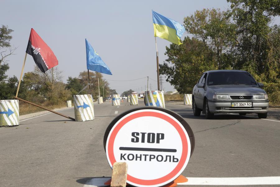 ООН: Украина должна расследовать нарушения прав человека во время блокады Крыма