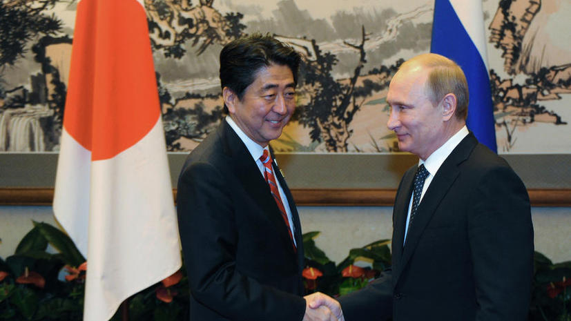 The Financial Times: Синдзо Абэ намерен возродить G8, вернув Россию