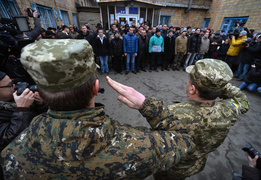 Военный прокурор Украины: В армию призывают больных туберкулёзом и эпилептиков