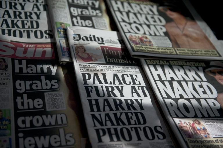 Британские консерваторы потребовали от Кэмерона не ограничивать свободу прессы