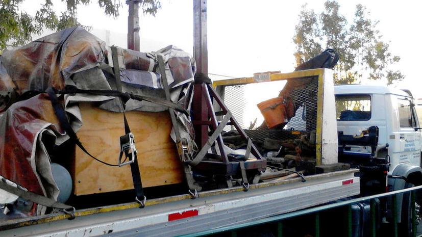 Шесть человек арестованы в Мексике после похищения радиоактивного контейнера