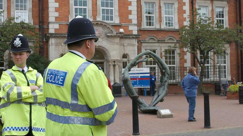 Особое мнение: полиция Лондона тестирует технологию предсказания преступлений